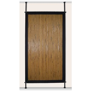Versailles Home Fashions Bamboo Privacy Panel - 38-in x 68-in - Brown