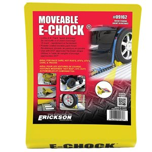 Erickson E-Track Wheel Chock