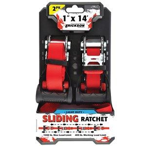 Erickson Sliding Ratchet - 14 ft.