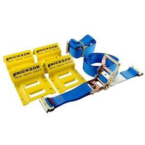 Erickson Wheel Chock Strap Kit - 6 ft.