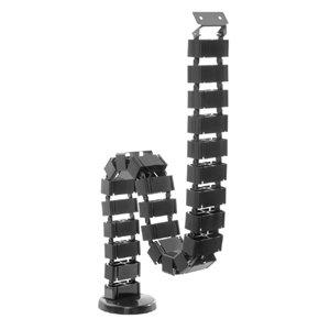 Serres-câbles moderne contemporain d'United Canada, noir