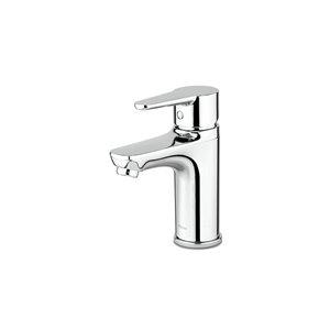 Robinet de salle de bain monocommande moderne Pfirst Series de Pfister, chrome