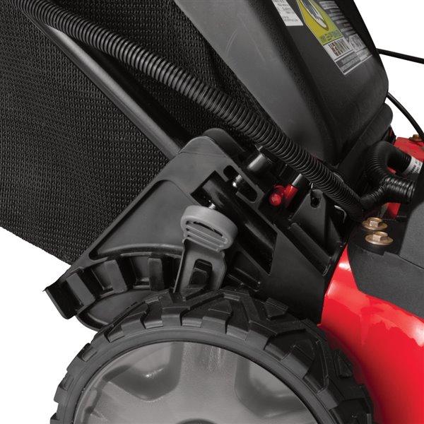 Tondeuse à essence autopropulsée Craftsman de 159 cm³ avec arrêt automatique des lames, 21 po