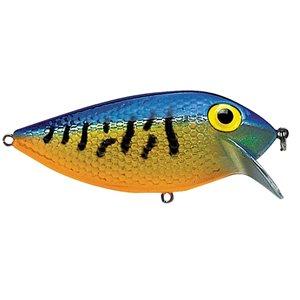 Leurre à pêche Original Thin Fin de Storm, 0,38 oz, Blue Tiger