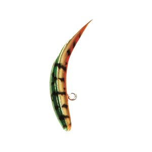 Leurre à pêche Kwikfish de Luhr Jensen, Metallic Perch