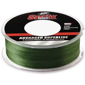 Fil à pêche Advance Super Braid, 15 lb, vert