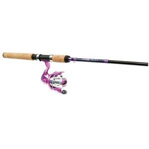 Canne et moulinet à pêche Spinning de Rapala, puissance moyenne, 5 pi 6 po