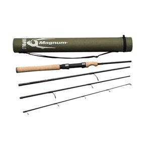 Canne à pêche Magnum Spinning de Rapala, puissance moyenne-élevée, 7 pi 6 po