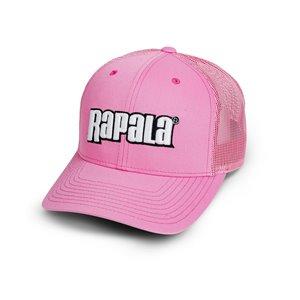 Casquette Classic à filet arrière de Rapala, rose, taille unique