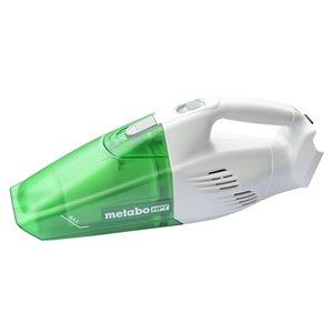Aspirateur à main de 0,17gal par MetaboHPT, batterie au lithium-ion18V, pour surfaces sèches et mouillées