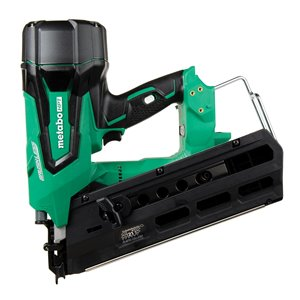 MetaboHPT3.5-in and 21-Degree with 18-Volt Battery Cordless Framing Nailer