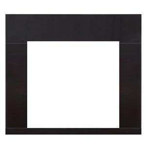 Garniture en plastique Revillusion de Dimplex, noir