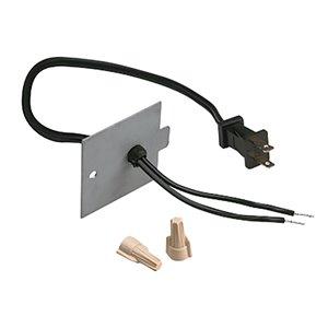 Dimplex BF Plastic Plug - Black