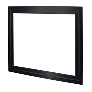 Garniture de plastique BF par Dimplex, noir, 4 pièces