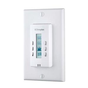 Dimplex BF Plastic Controller - White