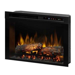 Dimplex Multi-fire XHD Electric Fireplace Insert - 26-in - Black