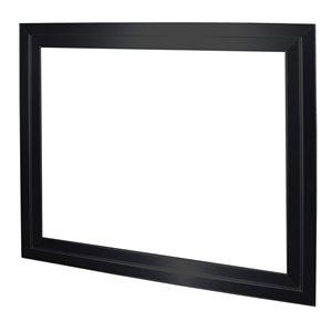 Garniture de plastique BF par Dimplex, 4 pièces, noir