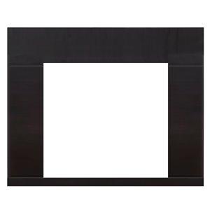 Garniture en plastique Revillusion de Dimplex, 40po, noir