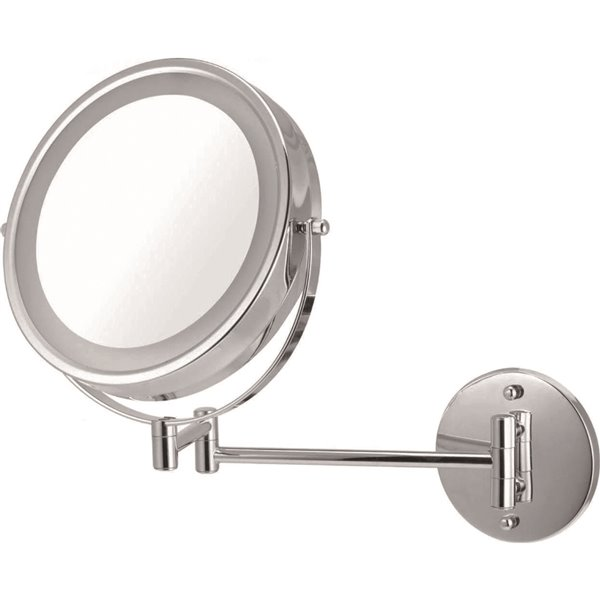 Volkano Double Sided Lighted Wall, Lighted Makeup Vanity Mirror Canada