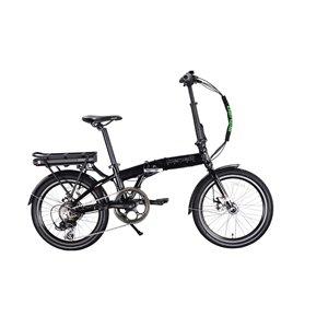 Vélo pliable Foldcity de Benelli, noir