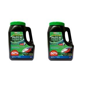 Mélange pour réparation de pelouse Perfect Grass de Canada Green, 2 kg