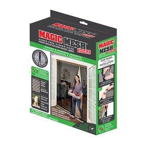 Porte-moustiquaire mains libres double Magic Mesh