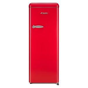 Réfrigérateur rétro sans congélateur Epic, 9 pi³, rouge