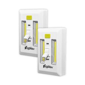 Lampe portative LiteSaver 3 LED200 Lumen de GoGreen Power, pile incluse
