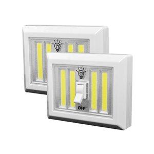 Lampe portative LiteSaver XL LED400 Lumen de GoGreen Power, pile incluse
