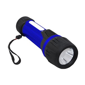 Lampe portative Bull LED300 Lumen de GoGreen Power, bleu