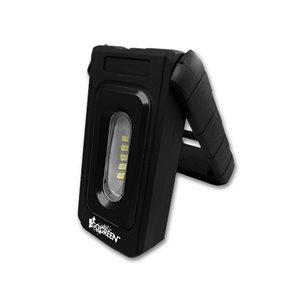Lampe portative Ratchet LED300 Lumen de GoGreen Power, piles incluses