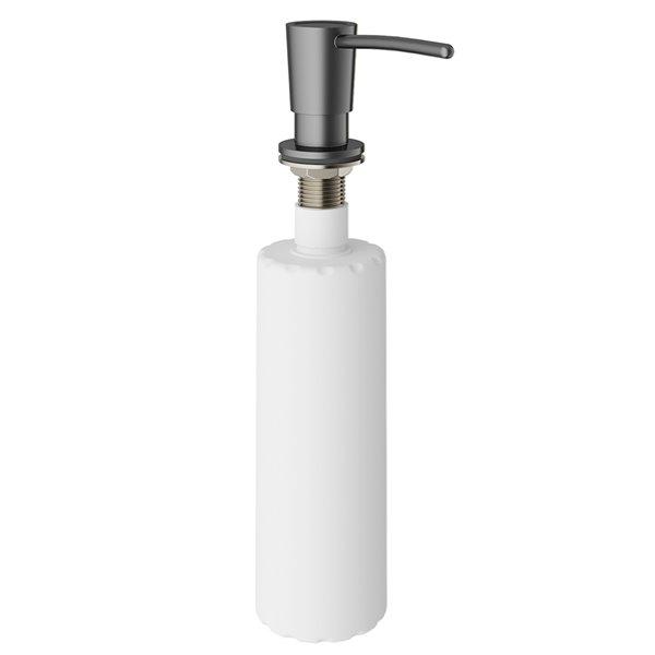 Vigo Kitchen Soap Dispenser Graphite Black Vgsd003gb Rona