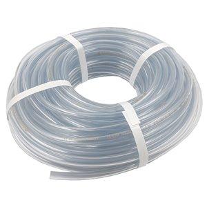 Tuyau de vinyle transparent de Canada Tubing, 1/4 po DI x 100 pi