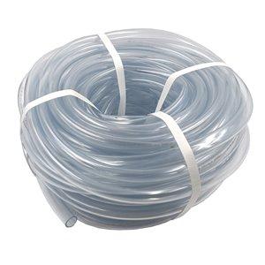 Tuyau de vinyle transparent de Canada Tubing, 1/2 po DI x 100 pi