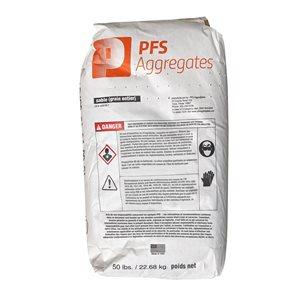 Sable de silice Premium de Green as Grass, 50 lb
