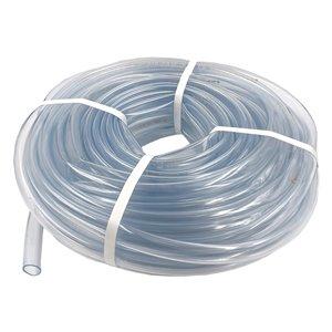 Tuyau de vinyle transparent de Canada Tubing, 5/8 po DI x 100 pi