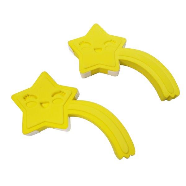 Jeu de lancer d'étoiles filantes de Go! Zone