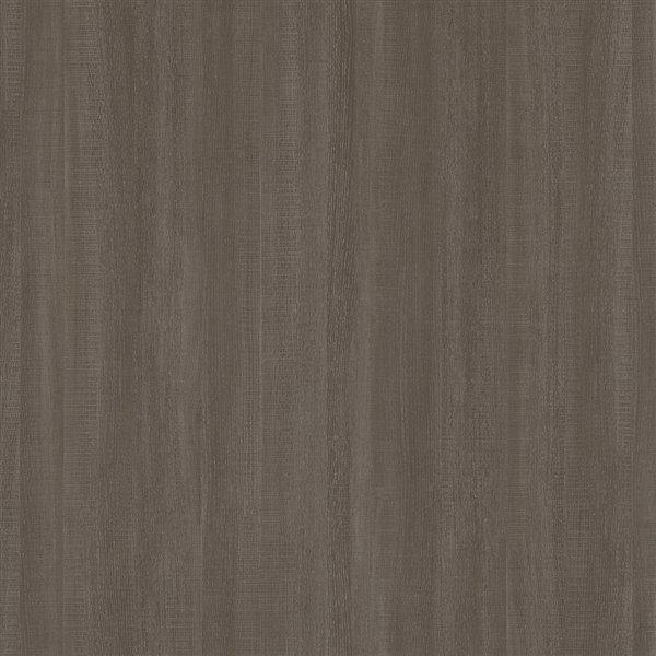 Classeur i3 Plus à deux tiroirs de Bestar, gris écorce