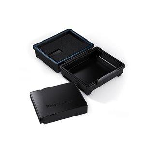 Étui de protection magnétique imperméable pour le tracker GPS Tracki 3G, noir