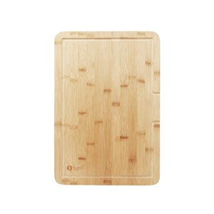 Stylish Bamboo Over the Sink Cutting Board - 17.25-in x 12-in