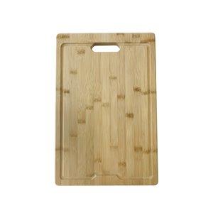 Planche à découper au-dessus de l'évier en bambou Stylish, 16,75 po x 11 po