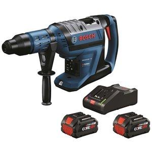 Marteau perforateur Profactor 18 V sans fil de Bosch, bleu