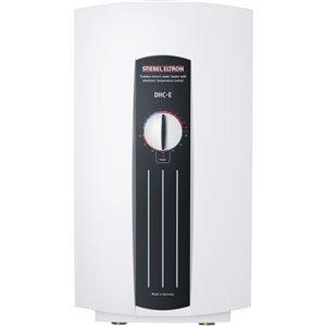 Chauffe-eau électrique DHC-E sans réservoir 240-Volt 9,6 kW 3 gpm de Stiebel Eltron