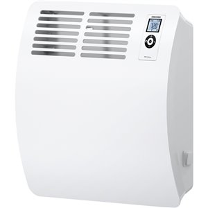 Aéroconvecteur CON Premium 1000 W et 208/240 Volt de Stiebel Eltron, 18,5 po L x 18.5 po H (grille)