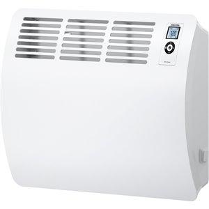 Aéroconvecteur CON Premium 1500 W et 120 Volt de Stiebel Eltron, 24,63 po L x 18.5 po H (grille)