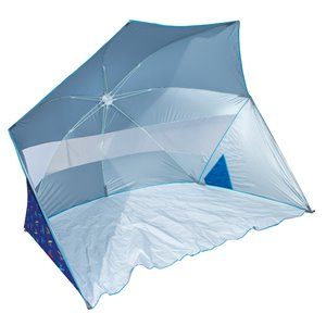 Rio Polyester Pop-Up Shelter Tent - Surf Print
