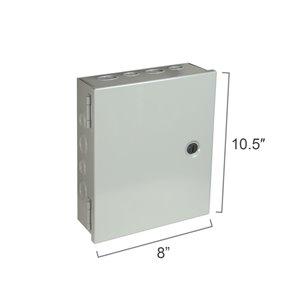 Panneau de relais max 30 A de Warmlyyours
