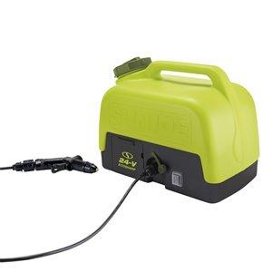 Appareil de nettoyage à haute pression électrique de 116 psi et 0,8 gal par Sun Joe