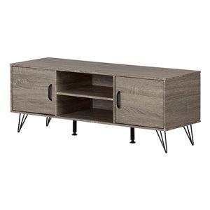 Meuble universel pour téléviseur Evane de South Shore Furniture, brun