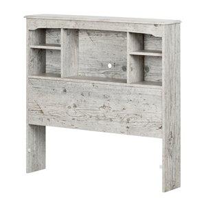 Tête de lit pour lit à une place Aviron de South Shore Furniture, pin bord de mer